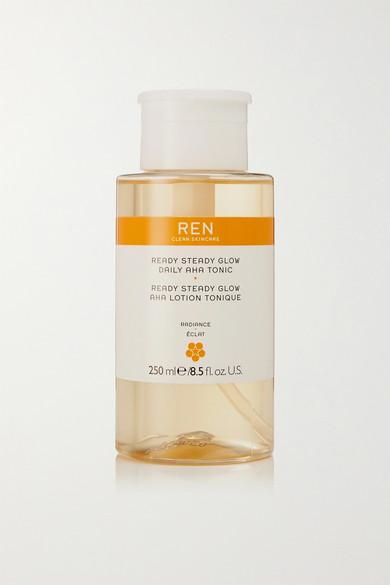 REN Clean Skincare - 亮颜果酸爽肤水,250ml - 无色 - one size