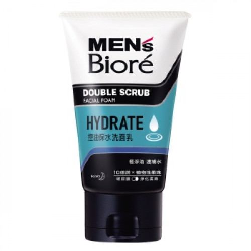 MEN's Bioré男性專用 控油保水洗面乳 100g