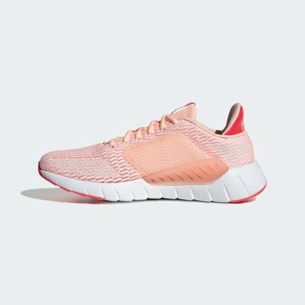 ADIDAS ASWEEGO CC [F36328] 女鞋 運動 慢跑 休閒 緩震 舒適 健身 輕量 愛迪達 粉橘