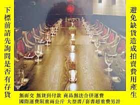 二手書博民逛書店全圖版《新空間設計:餐飲空間》精裝罕見品佳Y2239 韓國建築世