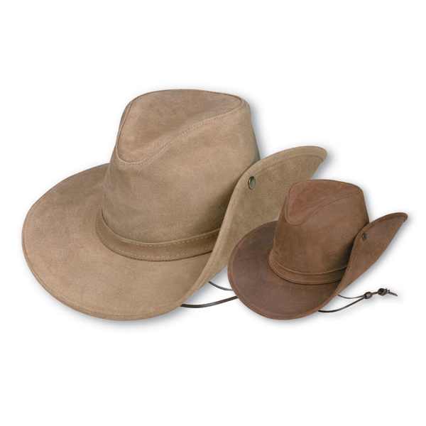 Minnetonka Aussie - Leather Australian Hat