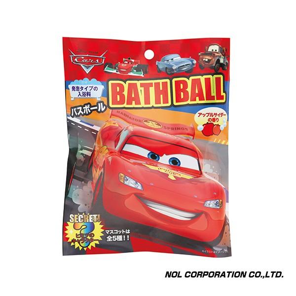 日本NOL-CARS汽車總動員1泡澡球(採隨機出貨)