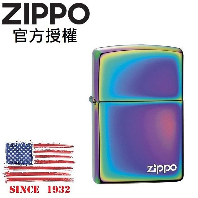 ZIPPO Multi Color Zippo Logo 幻彩防風打火機