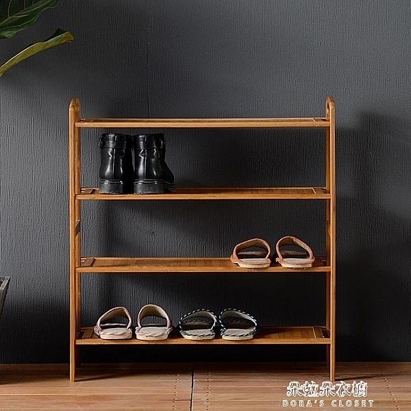 鞋架 省空間簡易家裏人多層鞋櫃簡約防塵經濟型宿舍組裝家用 牛年新年全館免運