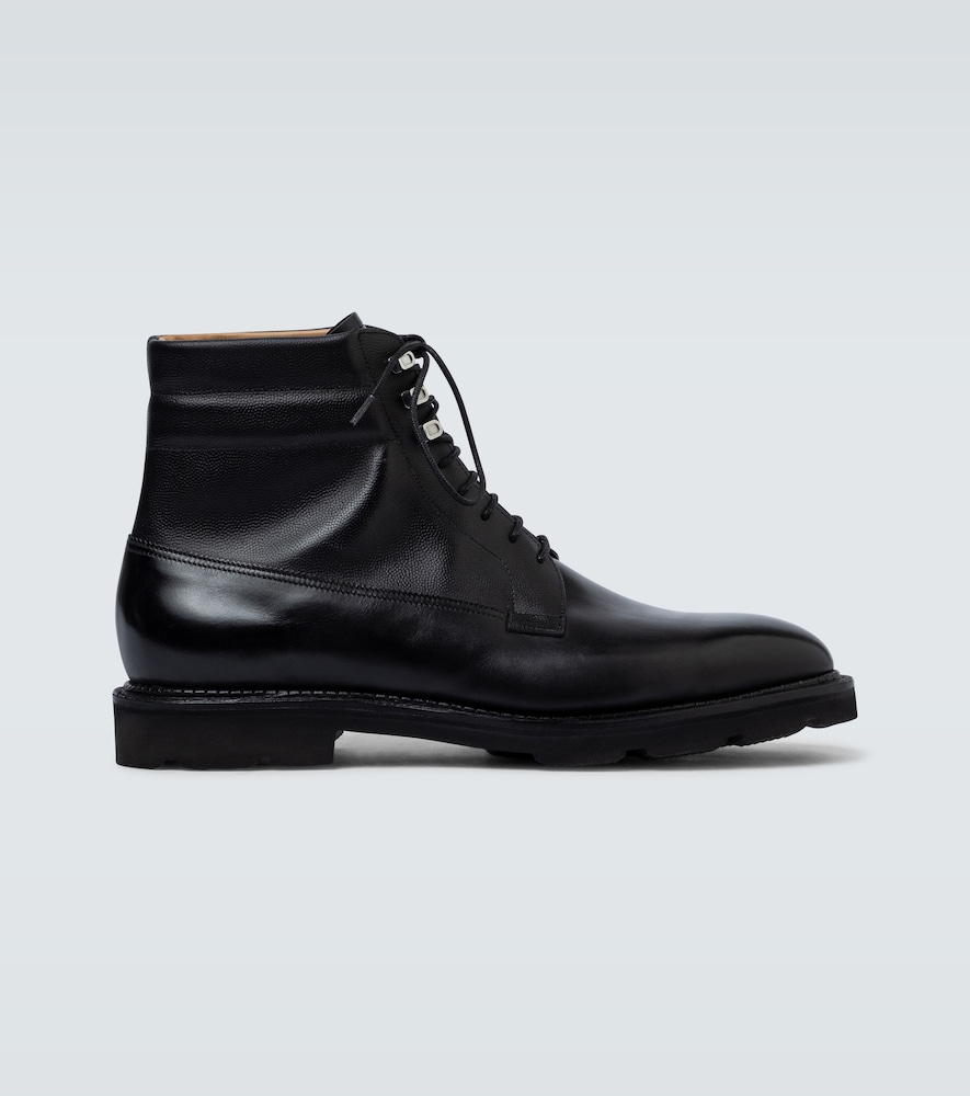 Alder leather boots