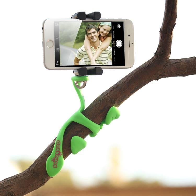 【壁虎爬II】Gekkopod 世界上最靈活的手機架 / 相機架 / GoPro架
