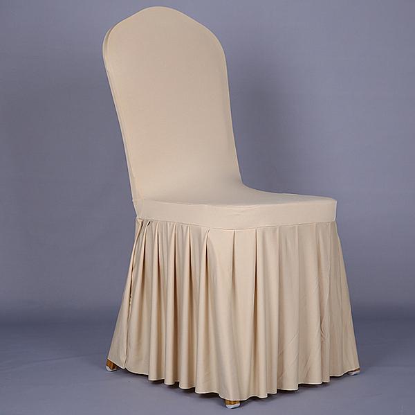 椅子套加厚彈力宴會會議飯店婚慶婚禮座專用酒店椅背套椅套定做