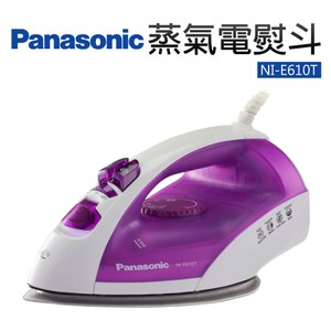 【Panasonic 國際牌】蒸氣電熨斗(NI-E610T)