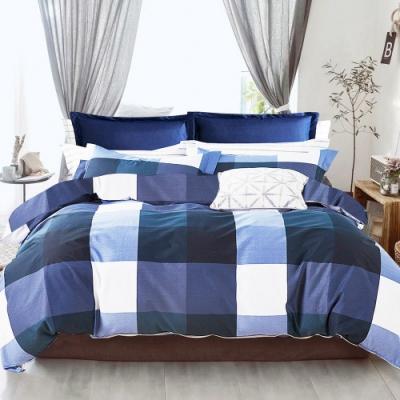 3-HO 雪紡棉 單人床包/枕套 二件組  蘭格之夜