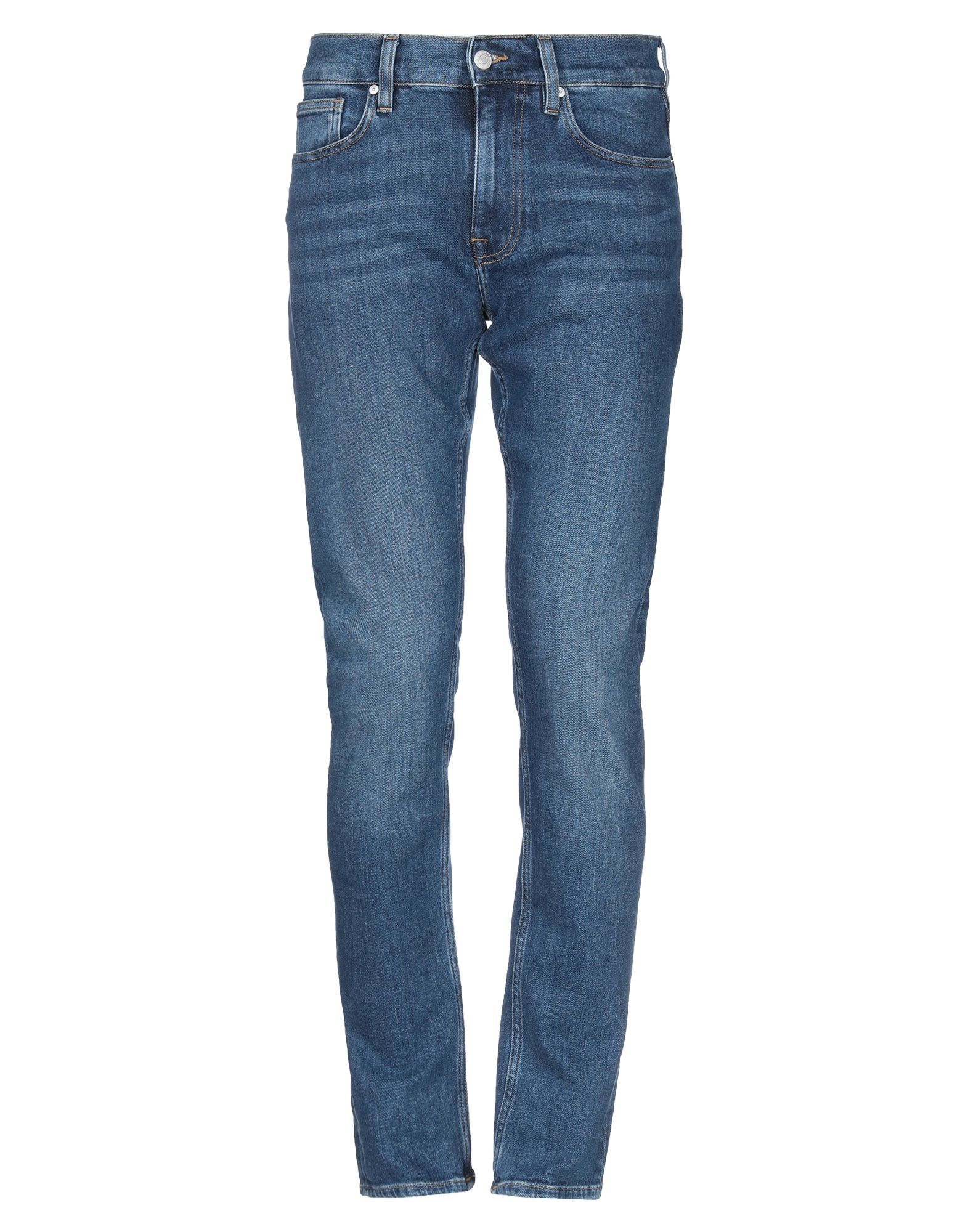 CALVIN KLEIN Denim pants - Item 42809769