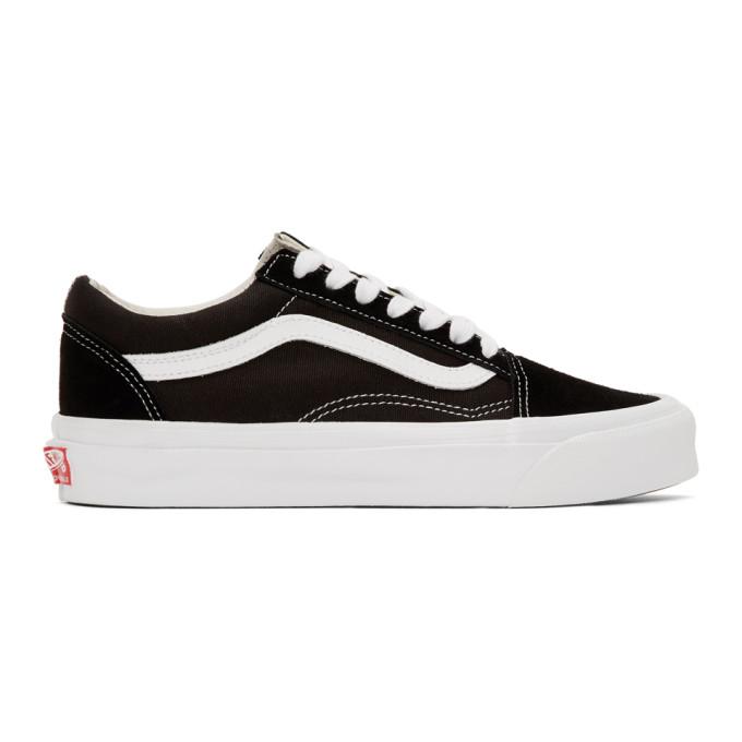 Vans 黑色 OG Old Skool LX 运动鞋