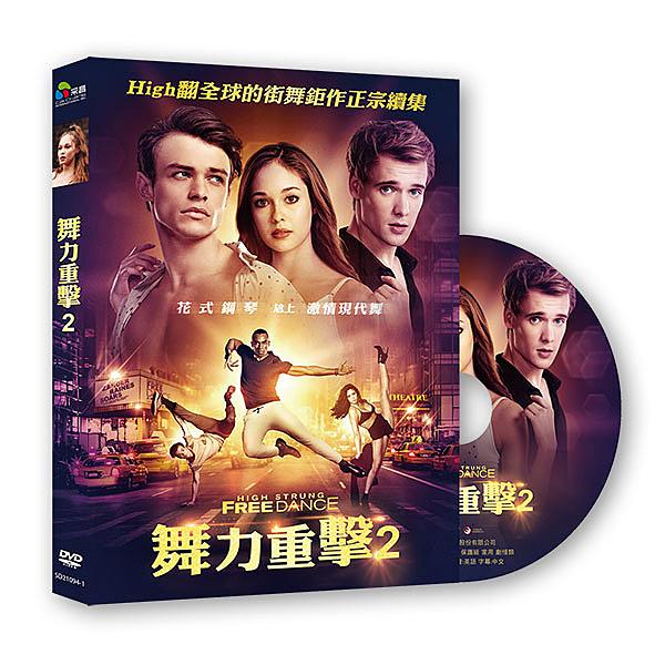 【停看聽音響唱片】【DVD】舞力重擊2