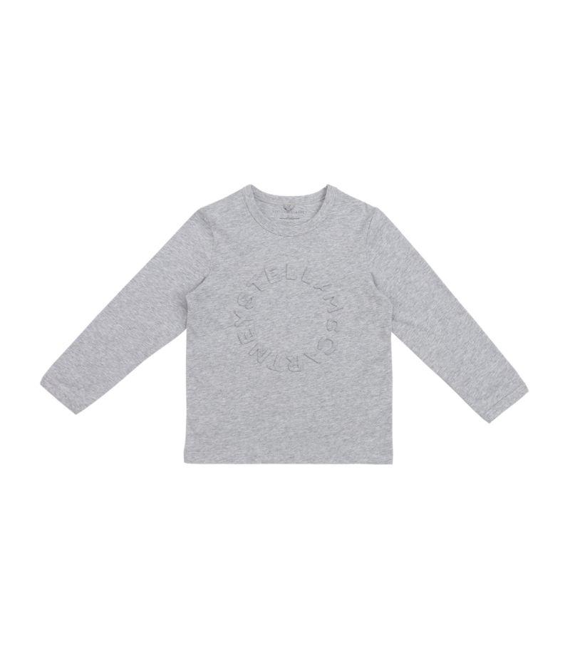 Stella Mccartney Kids Circle Logo T-Shirt (2-12 Years)