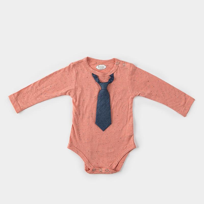 男嬰連身衣 - 休傑克慢(長袖) 12-18個月