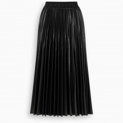 Givenchy Black pleated skirt