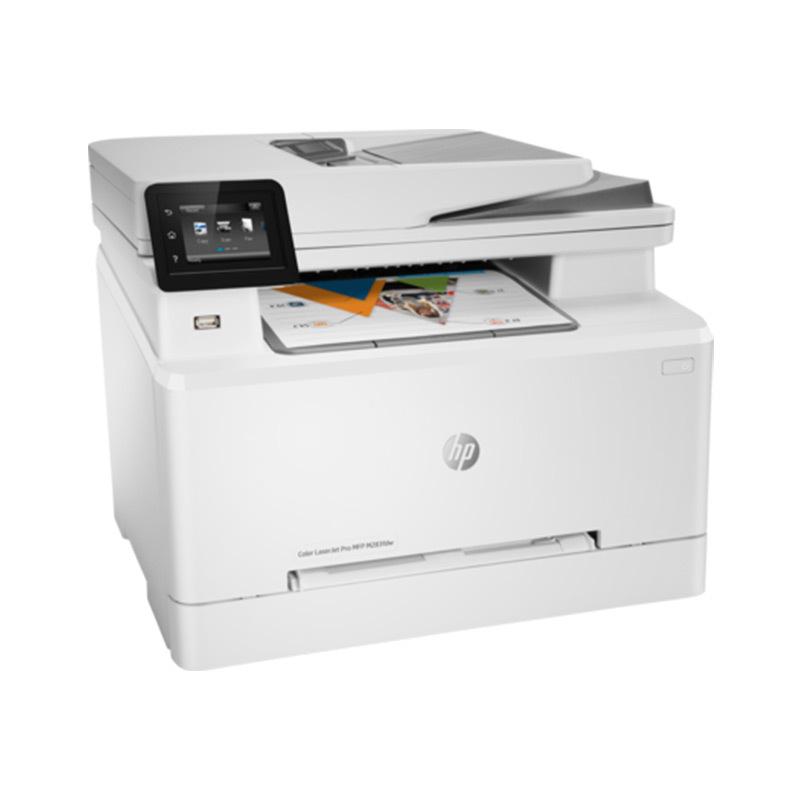 分期0利率 惠普HP Color LaserJet Pro M283fdw彩色雷射多功能事務機【登錄送飛利浦活氧果汁機+加購碳粉再送7-11$300】