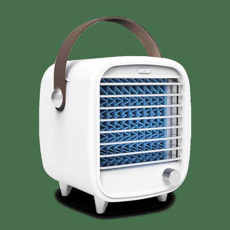 REMAX F35 至酷系列 桌面 冷風扇 水冷扇 冰涼扇 無極調速 氛圍燈 三層制冷 省電 環保 除臭 正版台灣公司貨