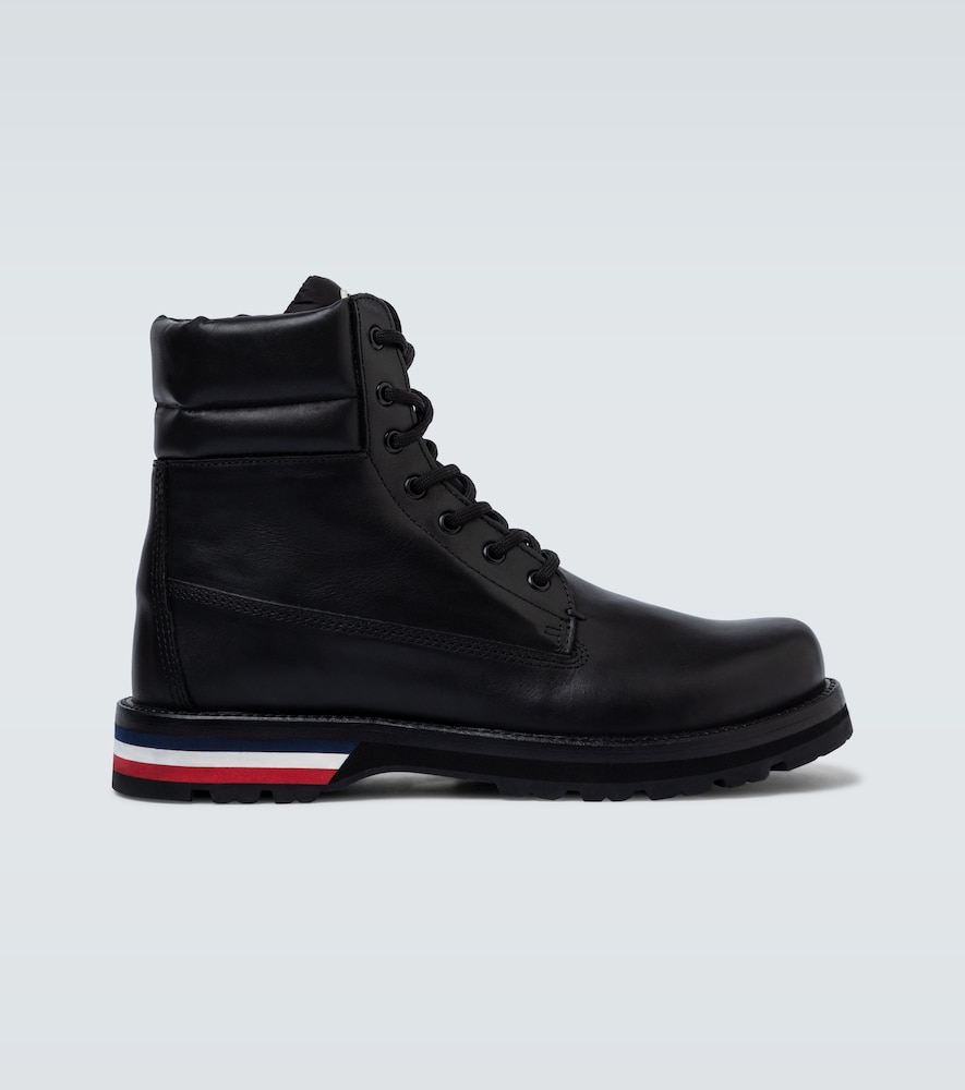 Vancouver tricolored-sole boots