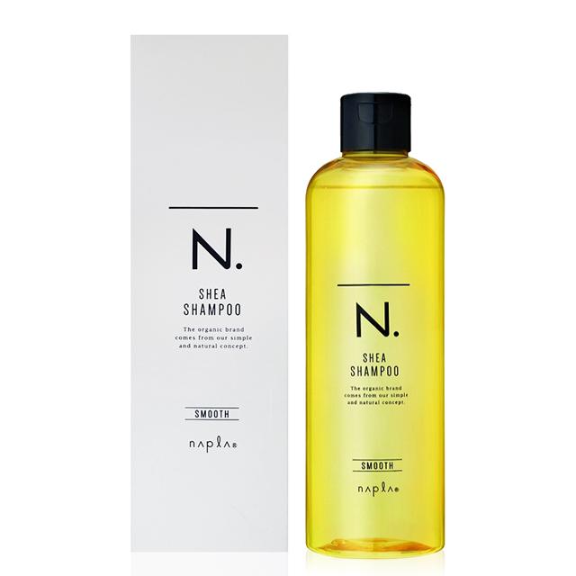 NAPLA娜普菈 N.系列 乳油木柔順洗髮精300ml