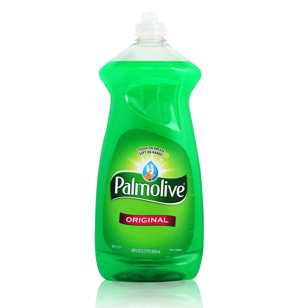 下單送口罩美國 palmolive洗碗精-28oz