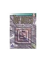 二手書博民逛書店《Top Notch 2 with Super CD-ROM》