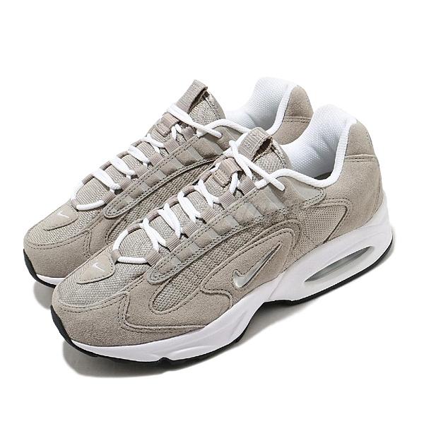 Nike 休閒鞋 Air Max Triax LE 灰 白 男鞋 女鞋 運動鞋 復古慢跑鞋 【ACS】 CT0171-001