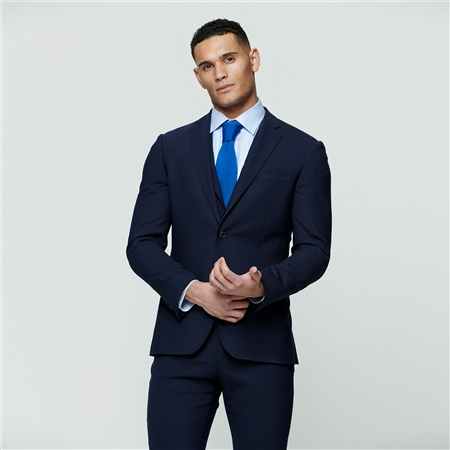 Magee 1866 Navy Mix & Match 3-Piece Tailored Fit Suit Jacket