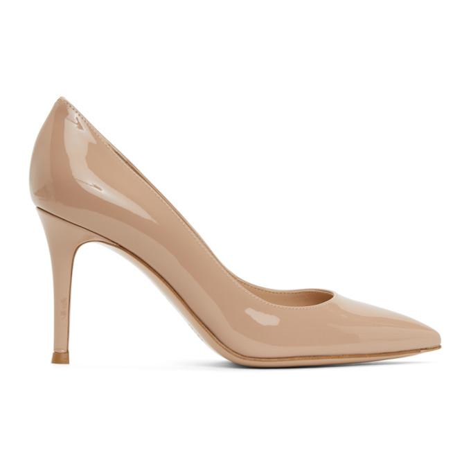 Gianvito Rossi 粉色 Gianvito 85 高跟鞋