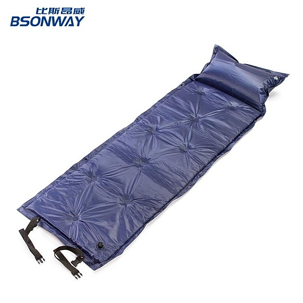 戶外九點自動充氣墊便攜防潮墊加厚睡墊折疊墊可拼接雙人充氣床 ciyo黛雅
