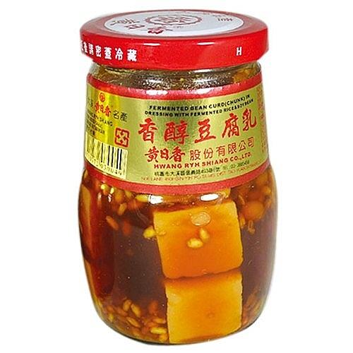 黃日香 香醇豆腐乳 400g【康鄰超市】