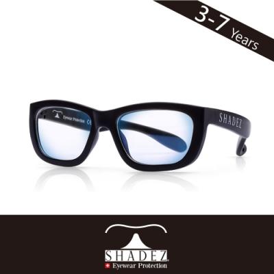 瑞士 SHADEZ 兒童太陽眼鏡 【抗藍光-極光黑 SHZ-101】3 - 7歲