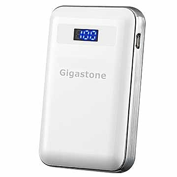 Gigastone Power Bank PB-7009 9000mAh 行動電源(白色)