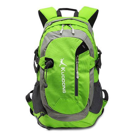 登山包 旅行包女雙肩包男戶外休閒徒步背包輕便防水騎行包25l『J6092』