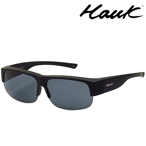 HAWK偏光太陽套鏡(眼鏡族專用)HK1602-02