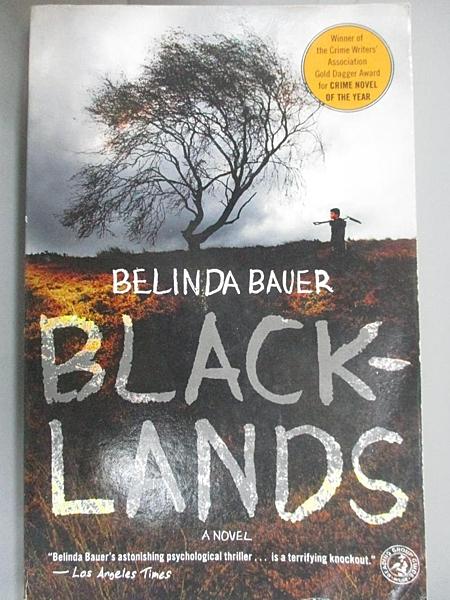 【書寶二手書T7/原文小說_GIR】Blacklands_Bauer, Belinda
