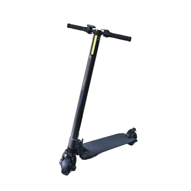 Waymax X6-L-BK 5.5吋碳纖維電動滑板車-基本款-黑 WA-X6-L-BK