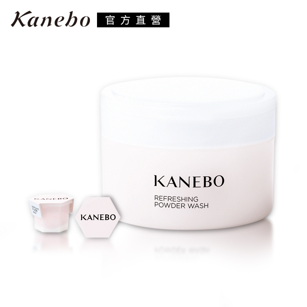 Kanebo 佳麗寶 雙色酵素洗顏粉 0.4g(32顆)