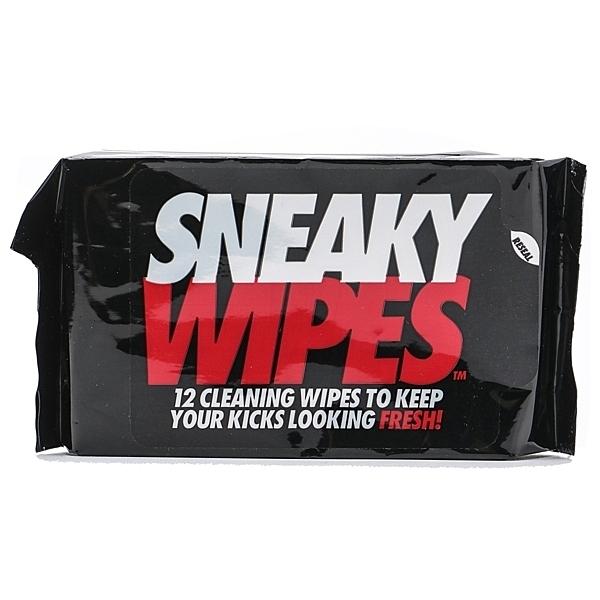 SNEAKY CLEANER 球鞋 帆布鞋 休閒鞋 去污擦拭巾小包 環保天然原料 (布魯克林) SBWIP