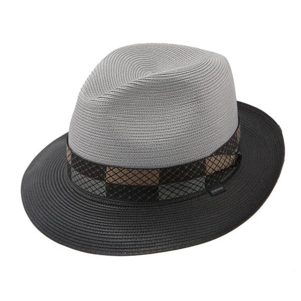 Stetson Andover - Straw Fedora Hat