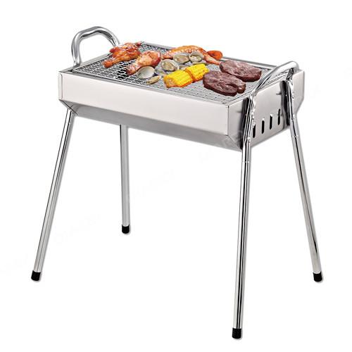 妙管家 高級不銹鋼高腳烤肉爐
