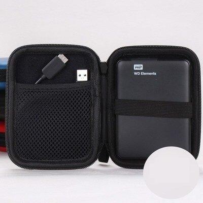 手機數據線收納包 數碼電源包數據線整理包防震2.5寸移動硬碟包收納包金稅盤電源。 『MY6749』