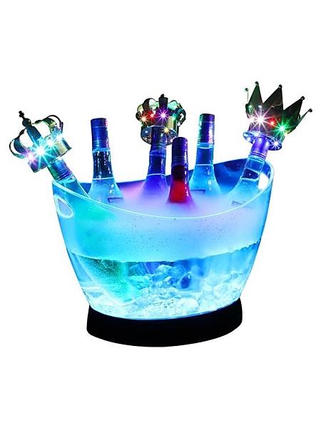 酒吧發光冰桶LED元寶冰桶