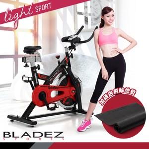 【BLADEZ】H9132S SRV特仕版飛輪健身車