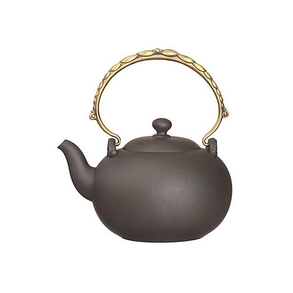 月泉燒水壺-(800ml) 茶壺 煮茶器 陶瓷燒水壺 泡茶 大容量 燒水茶壺 現貨