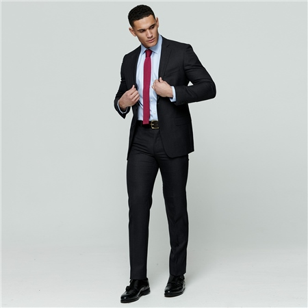 Magee 1866 Grey Wool Mix & Match Suit Trouser