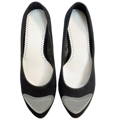 任選-足的美形 柔軟矽膠鞋頭塞(1雙)