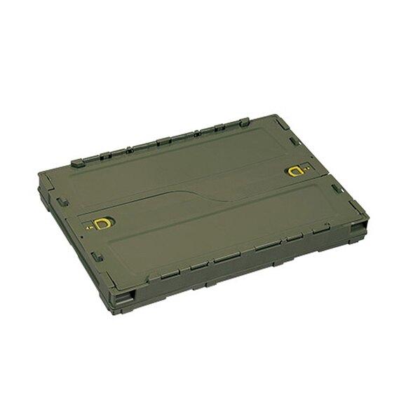 《愛露愛玩》【鹿牌CAPTAIN STAG】露營FD集裝箱50(橄欖綠) #UL-1046