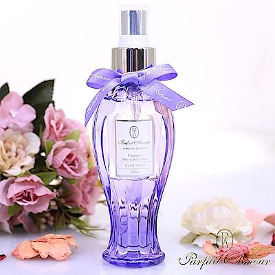 日本Parfait Amour身體及頭髮保濕香氛噴霧 水果玫瑰100ml髮香水