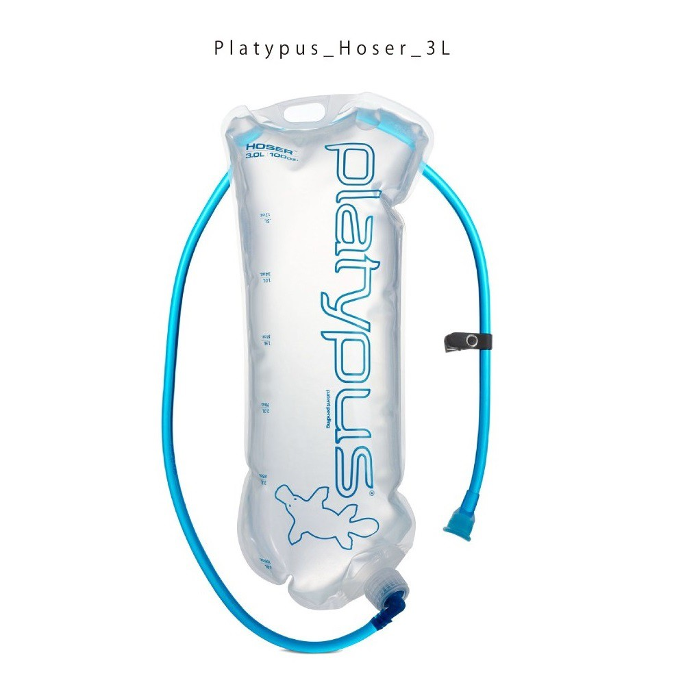 Platypus Hoser吸管水袋 3.0L PLP-07026 吸管水袋 軟式水瓶 軟式水壺 BPA-free