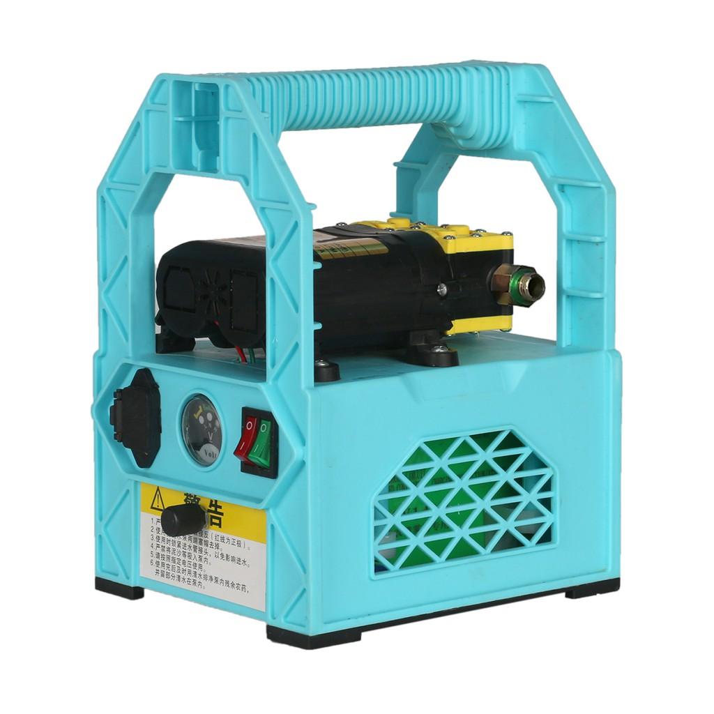 農用電動噴霧器手提式充電果樹打藥機抽水洗車機高壓隔膜雙泵機器